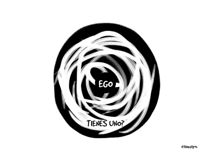 El ego, tienes uno?